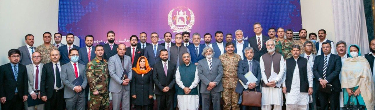افغانستان و پاکستان در تمام سطوح مبادله اطلاعاتی می کنند
