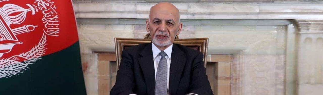 غنی: در مذاکرات صلح آتشبس اولویت روشن و فوری است/ آسیا بدون افغانستان نمی تواند همگرایی را تجربه کند