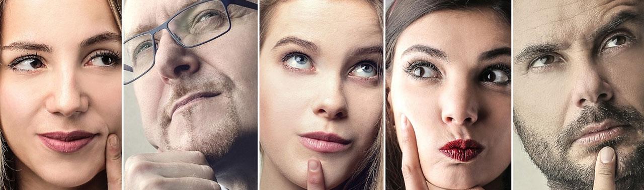 زبان بدن صورت: ۷ حالت صورت و معنایی که انتقال می دهند