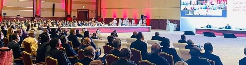دومین روز مذاکرات؛ هیئت پنج نفری دولت و طالبان نشست می کنند