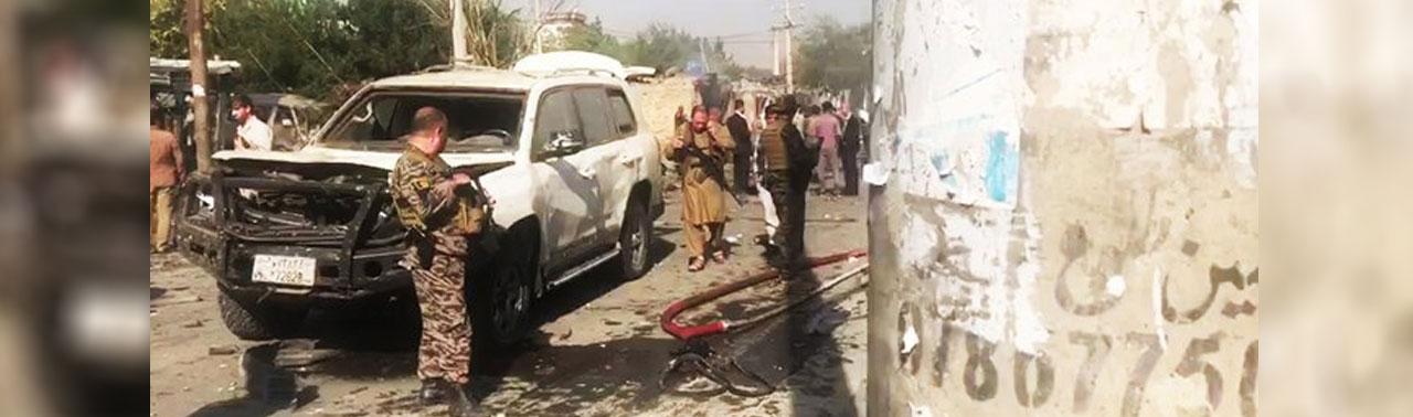 تلفات انفجار بر کاروان حامل صالح به ۱۰ کشته رسید؛ اتحادیه اروپا: این انفجار حمله به جمهوری است