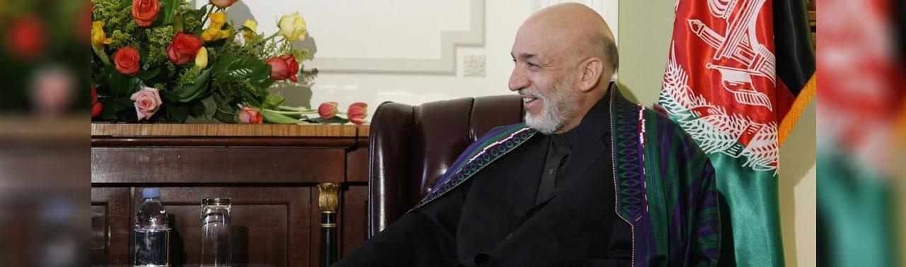 رد فرمان ارگ و همسویی با سپیدار؛ کرزی از موضع عبدالله برای تشکیل شورای مصالحه حمایت کرد