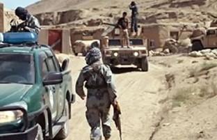کشته شدن ۶ نیروی امنیتی در قندز