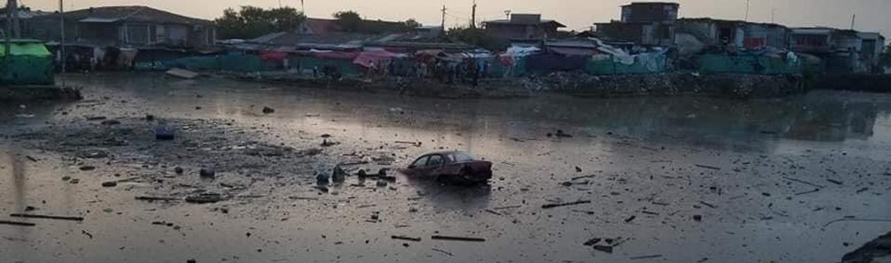 باران شدید و سیلاب در دره غوربند ۴ کشته و زخمی برجای گذاشت