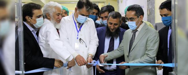 ابتلای ۱۲۰ هزار کودک به بیماری سوراخ قلب؛ هفته آینده، نخستین عملیات قلب در افغانستان به رایگان صورت می گیرد