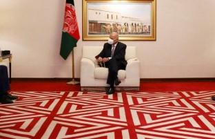 تحولات تازه در روند مذاکرات؛ غنی در دوحه با خلیلزاد دیدار کرد