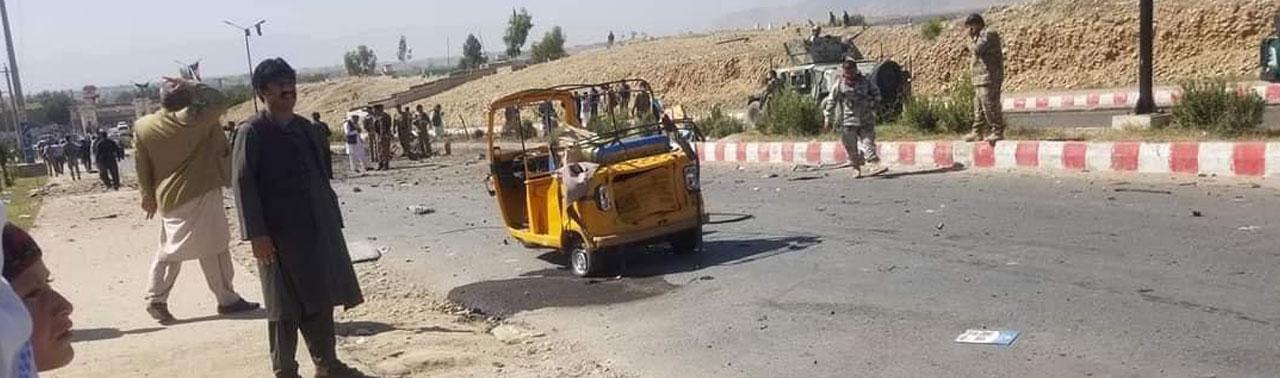 انفجار موتر بمب در ننگرهار و لغمان؛ بریتانیا، اتحادیه اروپا و سفارت امریکا در کابل خواهان توقف خشونت ها شدند