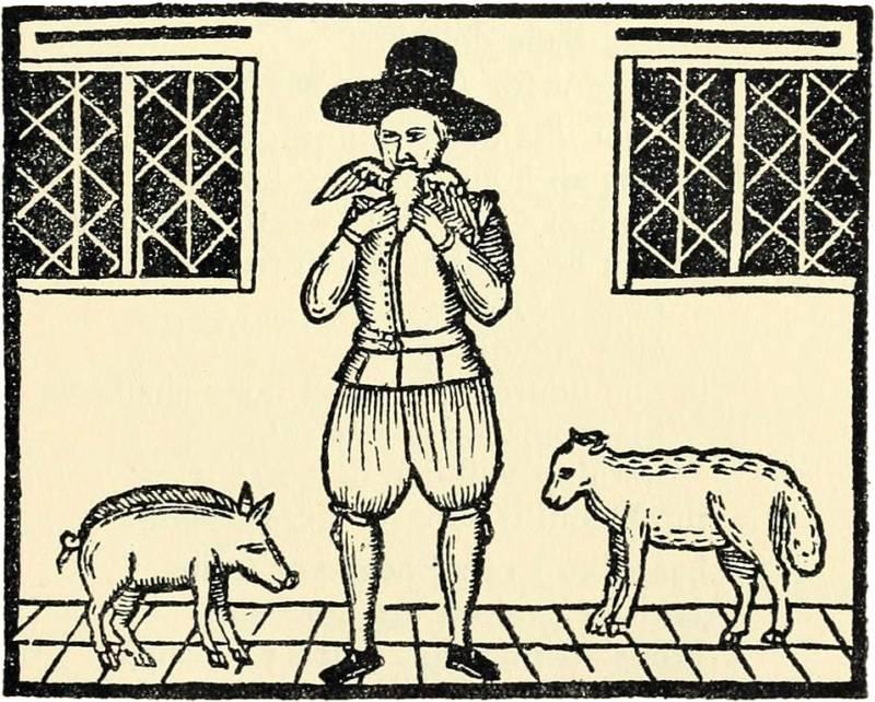 تاراره یک پسر روستایی فرانسوی بود که در سال ۱۷۷۲ متولد شد. او از همان کودکی سیریناپذیر بود به حدی که حتی برای سیر شدن به خوراک دام روی میآورد.