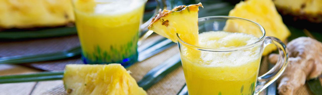طرز تهیه اسموتی میوه ای خوشمزه که به کاهش درد و التهاب در بدن کمک می کند