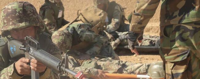 شبیخون ۴۰ دقیقه ای طالبان در تخار؛ ۴۴ نیروی امنیتی کشته شدند