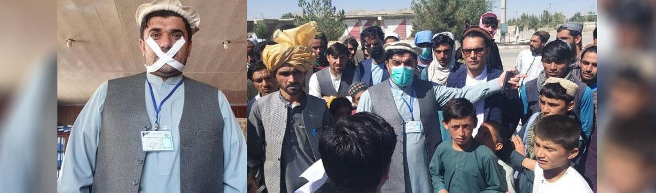 سفر جنجالی غنی به پکتیکا؛ صدیقی: دفتر سخنگوی رییس جمهور از مشکل عدم حضور خبرنگاران در نشست آگاه است