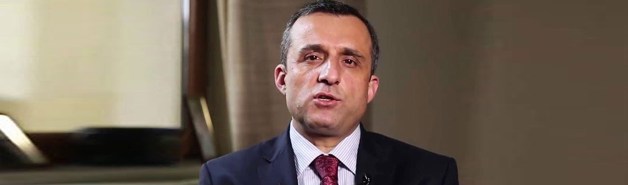صالح: وسیله دفع تک تیراندازان طالبان به تمام پاسگاه های امنیتی معرفی می شود