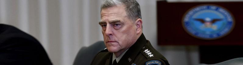 رییس ستاد ارتش امریکا: خروج نیروهای آمریکایی از افغانستان مسئولانه و مبتنی بر شرایط است