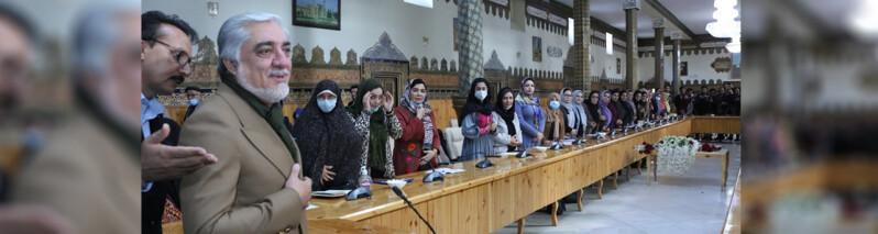 عبدالله در هرات؛ رهایی زندانیان طالبان برای برقراری آتش بی نتیجه بوده است