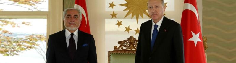 مذاکرات صلح: ازدیدار عبدالله با رجب طیب اردوغان تا سفر وزیر خارجه آمریکا به دوحه!