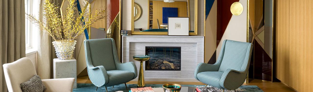 ۱۳ ترفند هوشمندانه طراحی داخلی که خانه تان را زیبا و منحصر به فرد می کند