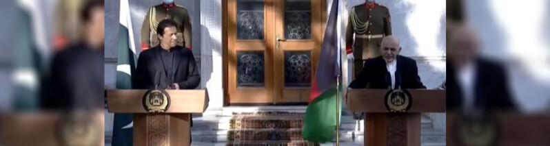 پیشرفت ها در مذاکرات صلح؛ عمران خان: اسلامآباد هر آنچه در توان دارد برای صلح در افغانستان انجام می دهد