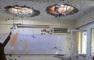 تحقیقات بیشتر؛ مهاجمان دانشگاه کابل با بمب دستی خود را کشته اند