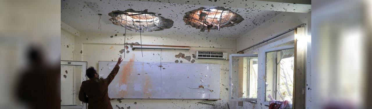 انکشاف تازه از حمله بر دانشگاه کابل؛ صالح: طراح دوم این حمله کشته و سومی آن نیز بازداشت شده است