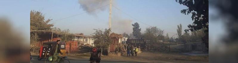 انفجار موتر بمب و حمله طالبان بالای پاسگاه ارتش در قندز؛ تاکنون دو کشته و ۶ زخمی به شفاخانه منتقل شده اند