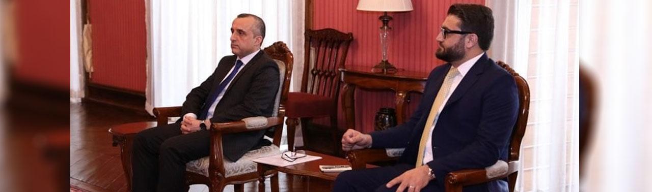 نشست استجوابیه پشت درهای بسته مجلس نمایندگان؛ صالح و محب به مجلس حاضر نشدند