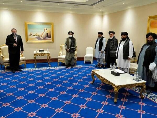 وزارت دولت در امور صلح شب گذشته در خبرنامه ای گفته است که هیئت مذاکره کننده حکومت افغانستان در دیدار با پمپیو از حمایتهای دوامدار ایالات متحده از افغانستان در سالهای گذشته، قدردانی کرده خواستار تداوم همکاریها میان دو کشور بعد از توافقات صلح شده است.