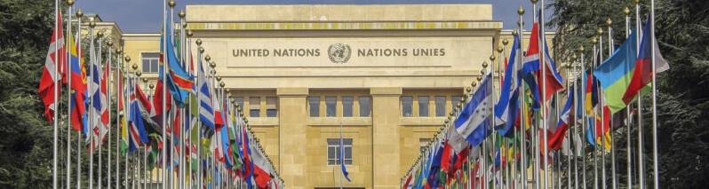 آغاز نشست جینوا؛ روز اول کنفرانس بر روند صلح افغانستان متمرکز بود