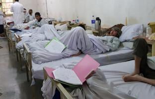 تنها ۵ درصد هزینه خدمات صحی شهروندان افغانستان از سوی دولت پرداخت میشود