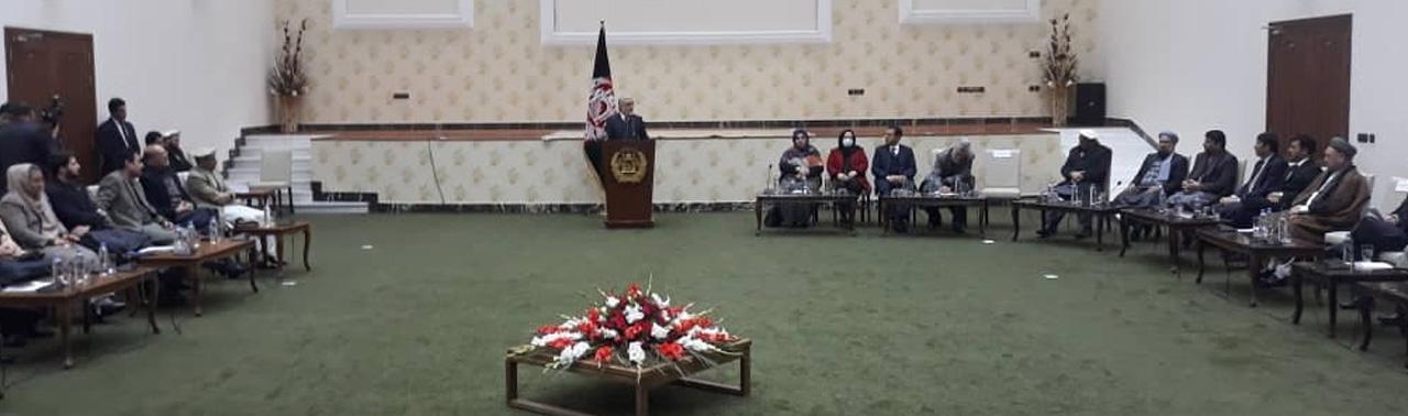 دومین نشست کمیته رهبری شورای مصالحه؛ از تاکید بر آغاز مذاکرات در زمان تعیین شده تا انتقاد از افزایش خشونت ها
