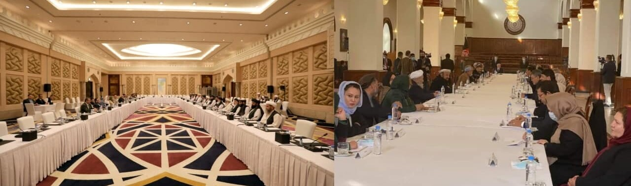 پیشرفت ها در کابل و دوحه؛ استقبال آمریکا از نشست کمیته شورای مصالحه/ دیدار خلیلزاد با نمایندگان طالبان