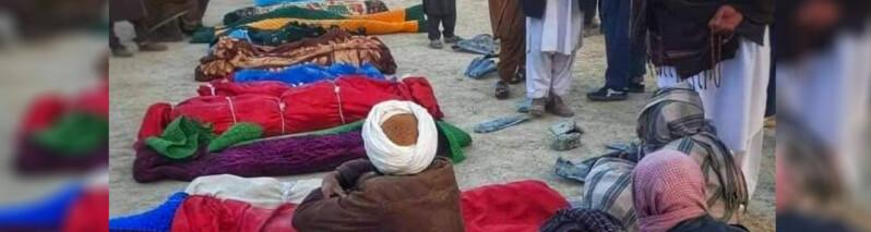 ادعای کشته شدن ۱۸ عضو یک خانواده در حمله هوایی؛ وزارت دفاع: در این حمله ۱۴ طالب بشمول ۹ پاکستانی کشته شده اند