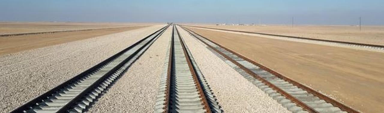 پایان کار؛ راه آهن آقنیه – اندخوی به زودی به بهره برداری می رسد