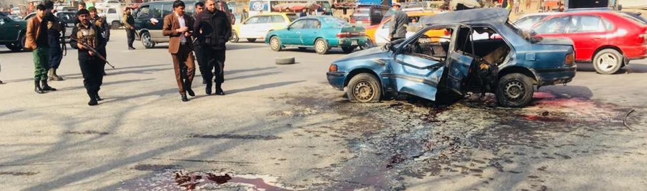 ادامه کشتار در کابل؛ سه انفجار دو کشته و ۵ زخمی برجای گذاشت