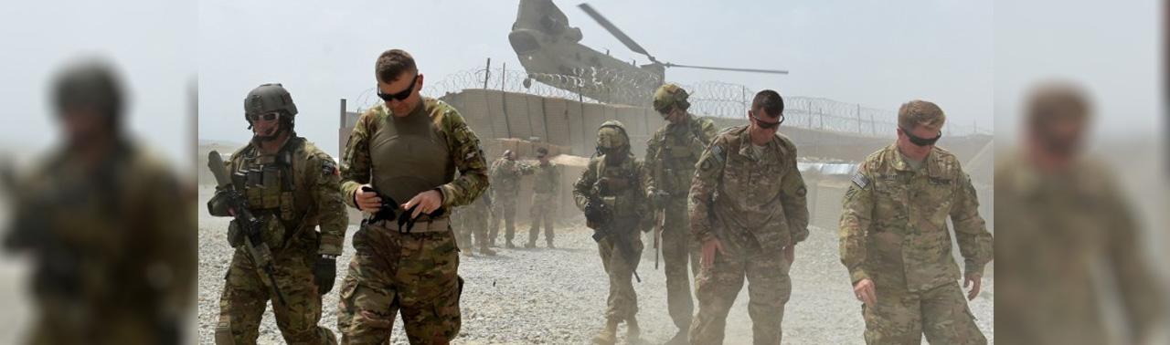 شمارش معکوس تا خروج نیروهای آمریکایی؛ همه در انتظار تصمیم بایدن