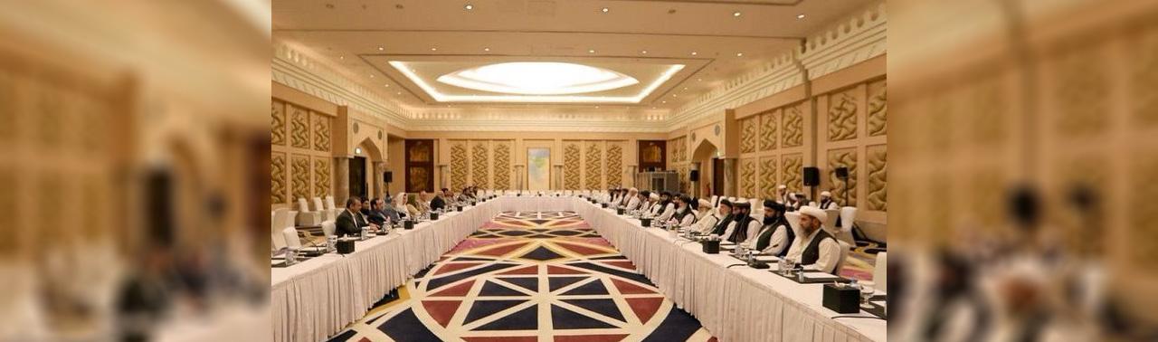 شکست بن بست؛ هیئت های مذاکره حکومت و طالبان به میز مذاکره بر گشتند
