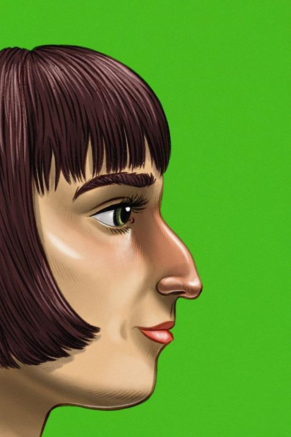 بینی گوشتی