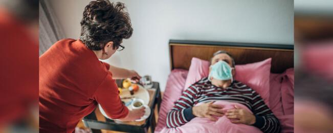 ۶ نکته بسیار مهم برای مراقبت از بیمار کرونایی در خانه