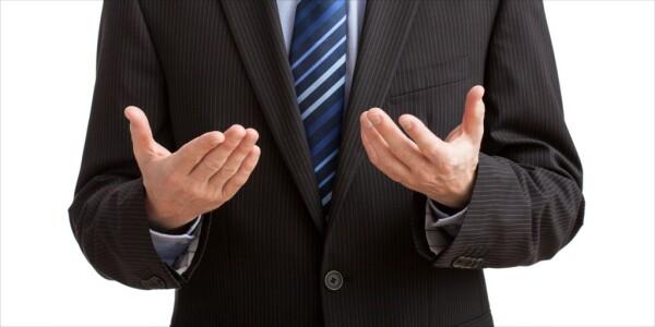 باز کردن کف دست رو به بالا معمولا روی آدمهای دیگر تاثیری مثبت میگذارد.