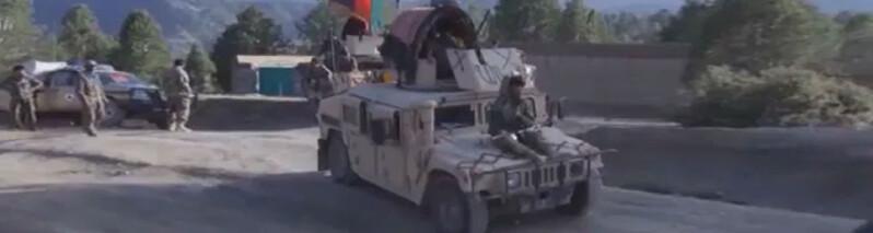 گزارش های ضدونقیض از  ولسوالی جلریز میدان وردک؛ وزارت دفاع: عملیات آهسته در حال اجرا است