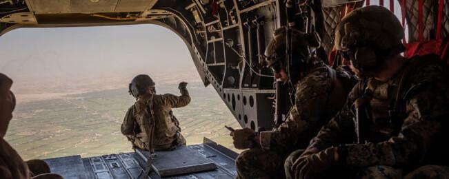 ایالات متحده به دنبال استفاده از بخش های پنهانی توافقنامه طالبان برای کاهش خشونت است
