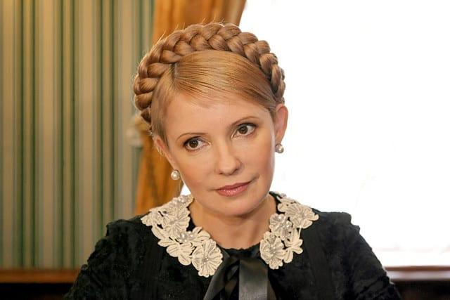 یولیا تیموشنکو