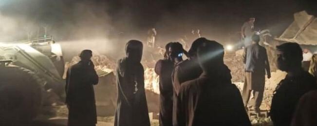 افطار خونین در لوگر؛ انفجار موتربمب ۲۱ کشته و بیش از۹۱ زخمی برجای گذاشت