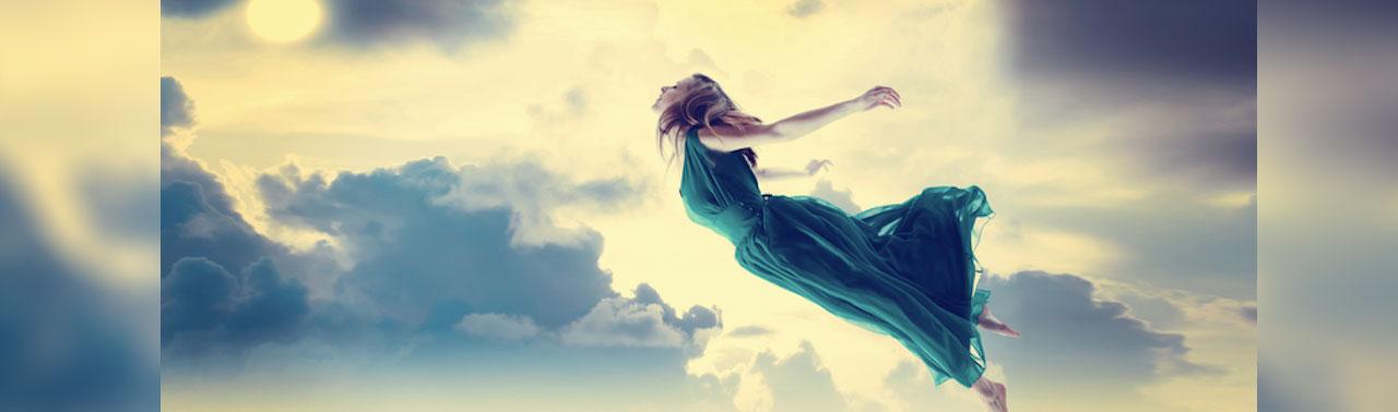 تعبیر خواب پرواز کردن: ۳۵ معنا و مفهوم پرواز کردن در خواب