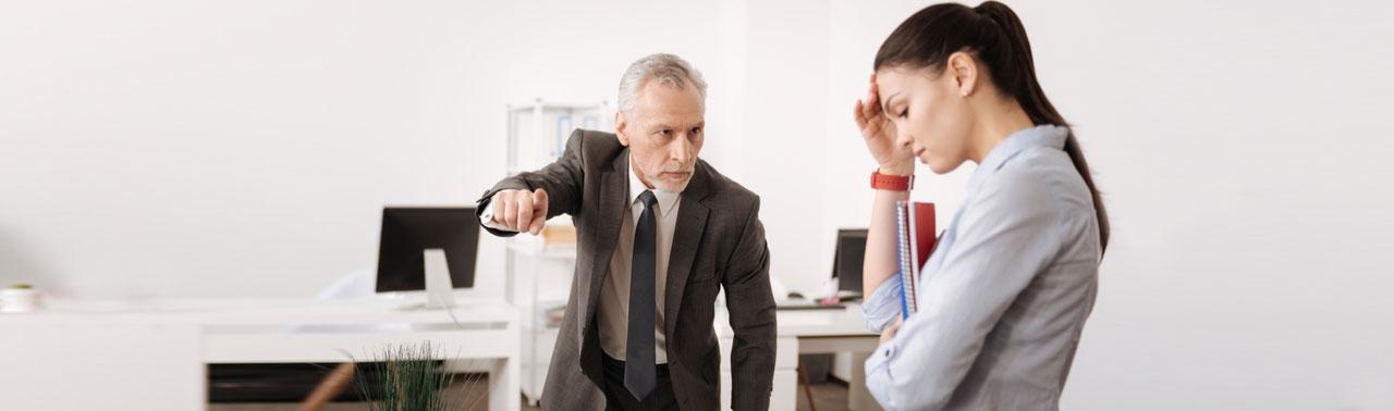 نشانه های یک مدیر بد: ۶ نشانه که مدیر خوبی نیستید!