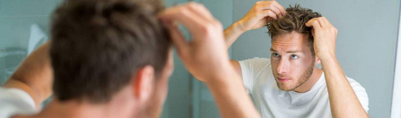 درمان ریزش مو در مردان: ۱۶ راهکار موثر برای رفع این مشکل