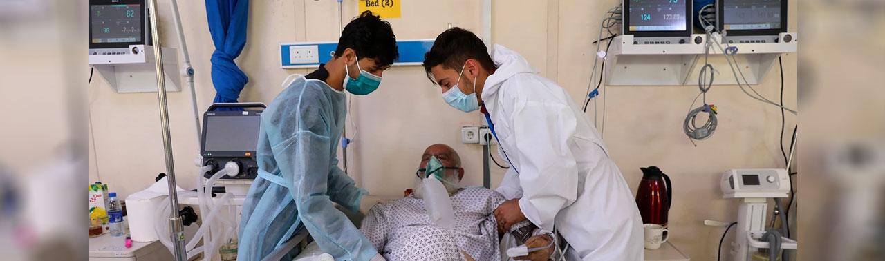 افغانستان فرو رفته در باتلاق سومین موج کووید-۱۹