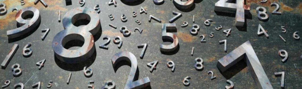 ۱۷ معروف ترین اعداد جهان و دلیل اهمیت آنها