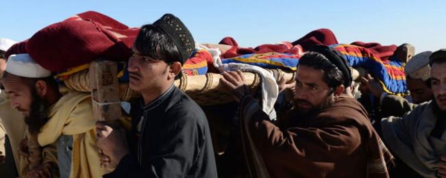 افزایش ۸۰ درصدی تلفات غیرنظامیان در افغانستان