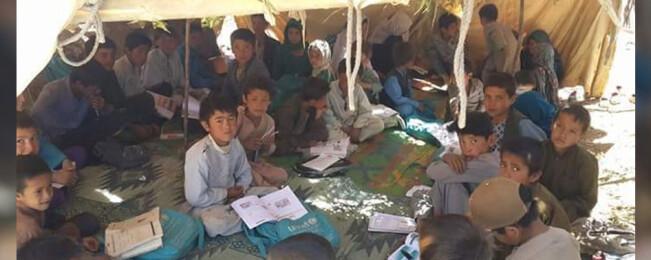 مکاتب بسته؛ وضعیت آموزش در دایکندی چگونه است؟