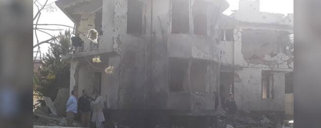 انفجار در منطقه شیرپور کابل؛ حمله به خانه سرپرست وزارت دفاع ۲۸ کشته و زخمی برجای گذاشت